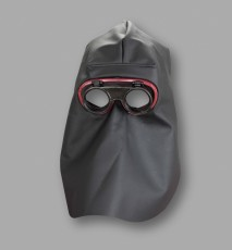 Schweißerhauben aus Nappaleder Klasse 2 / A1 DIN 58214:1997-12