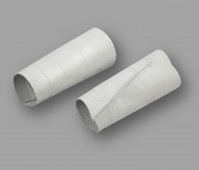 Unterarmstulpen mit 2 Federeinlagen
